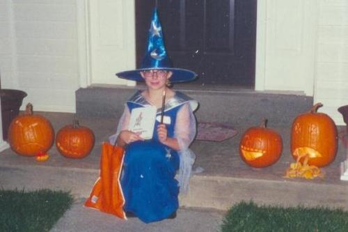 2000 Halloween jack-o-lanterns