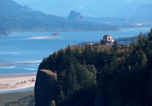Chanticleer Point panorama