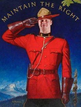 Farewell, Mountie
