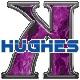 hughes backwards K